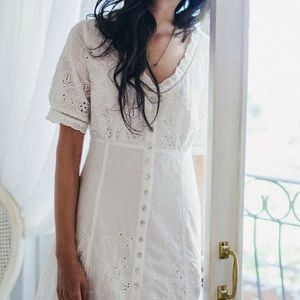 Spell and the Gypsy Collective Damsel Lace Dress